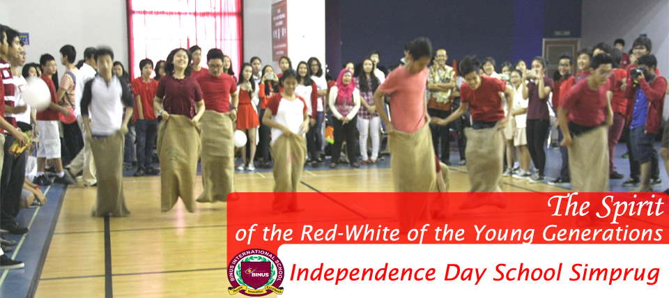 The Spirit of the Red-White of the Young Generations