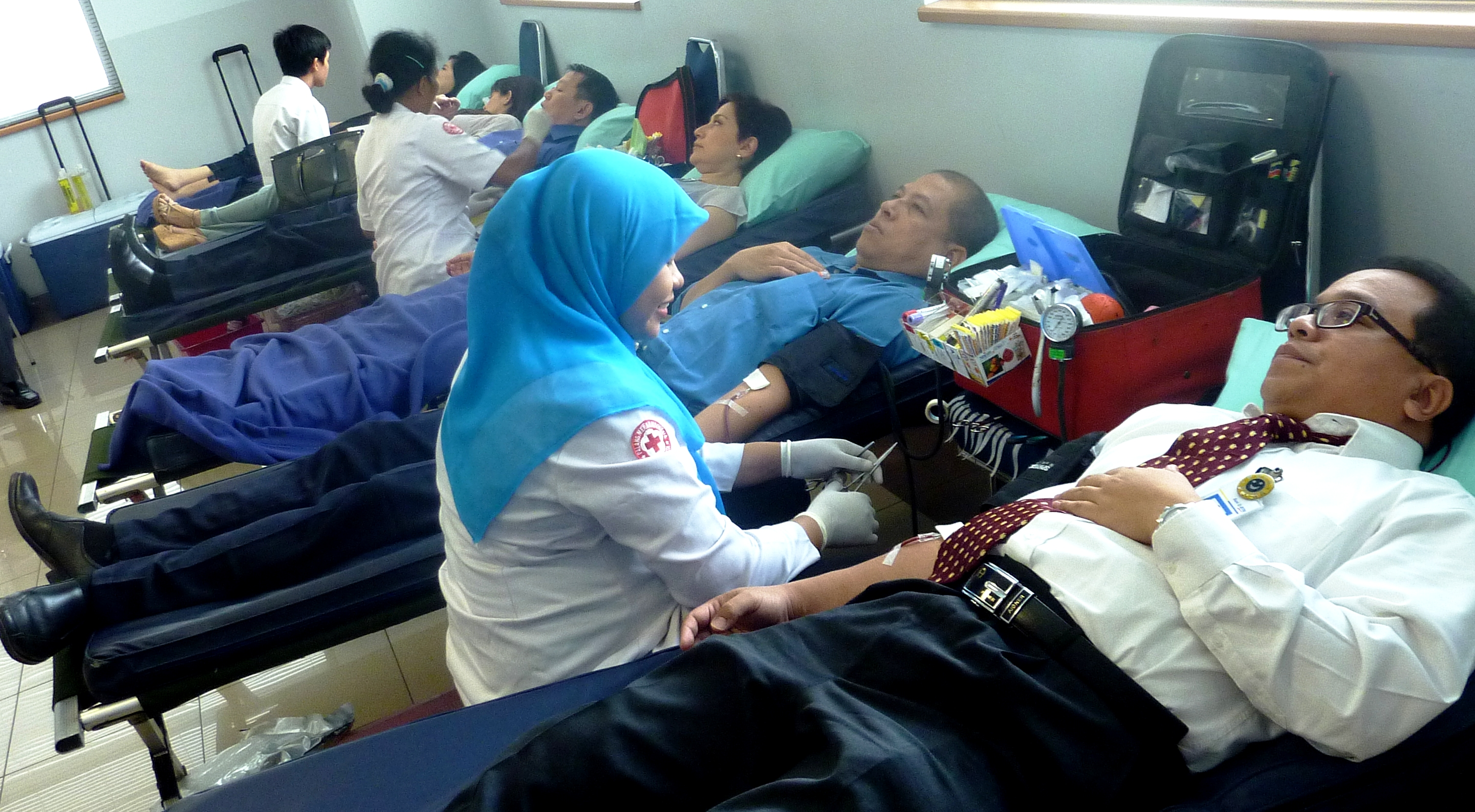 Donating Blood Save Lives