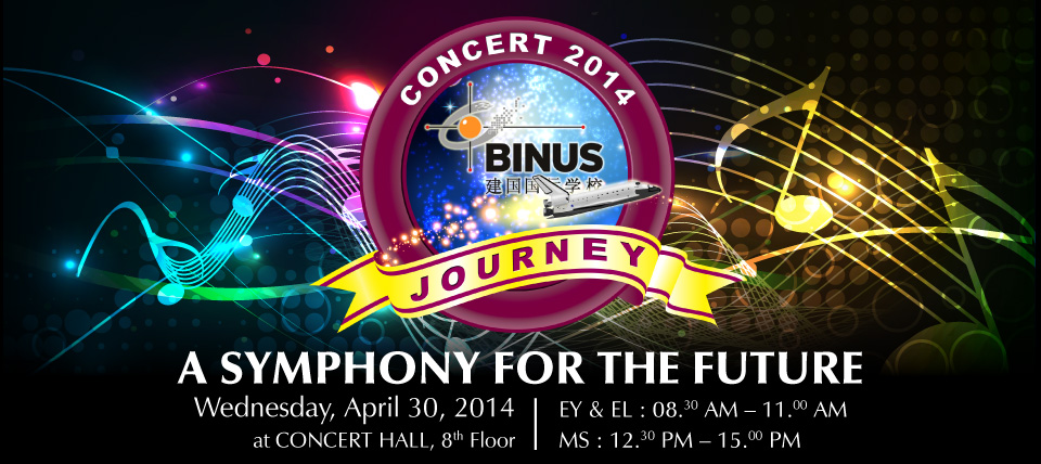 A SYMPHONY FOR THE FUTURE