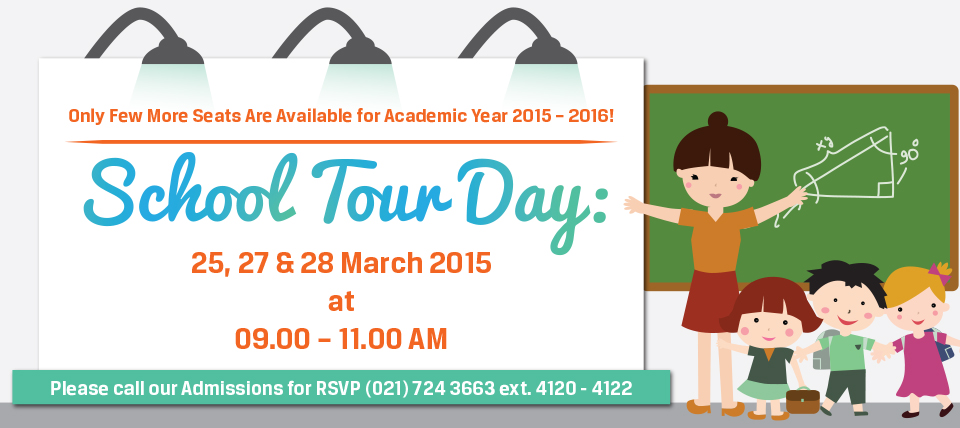 School Tour Day March