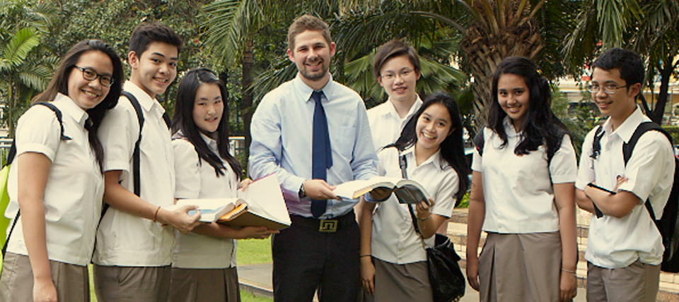 INTERNATIONAL EDUCATION SINCE EARLY AGE PREPARES CHILDREN'S FUTURE IN THE INTERNATIONAL LEVEL