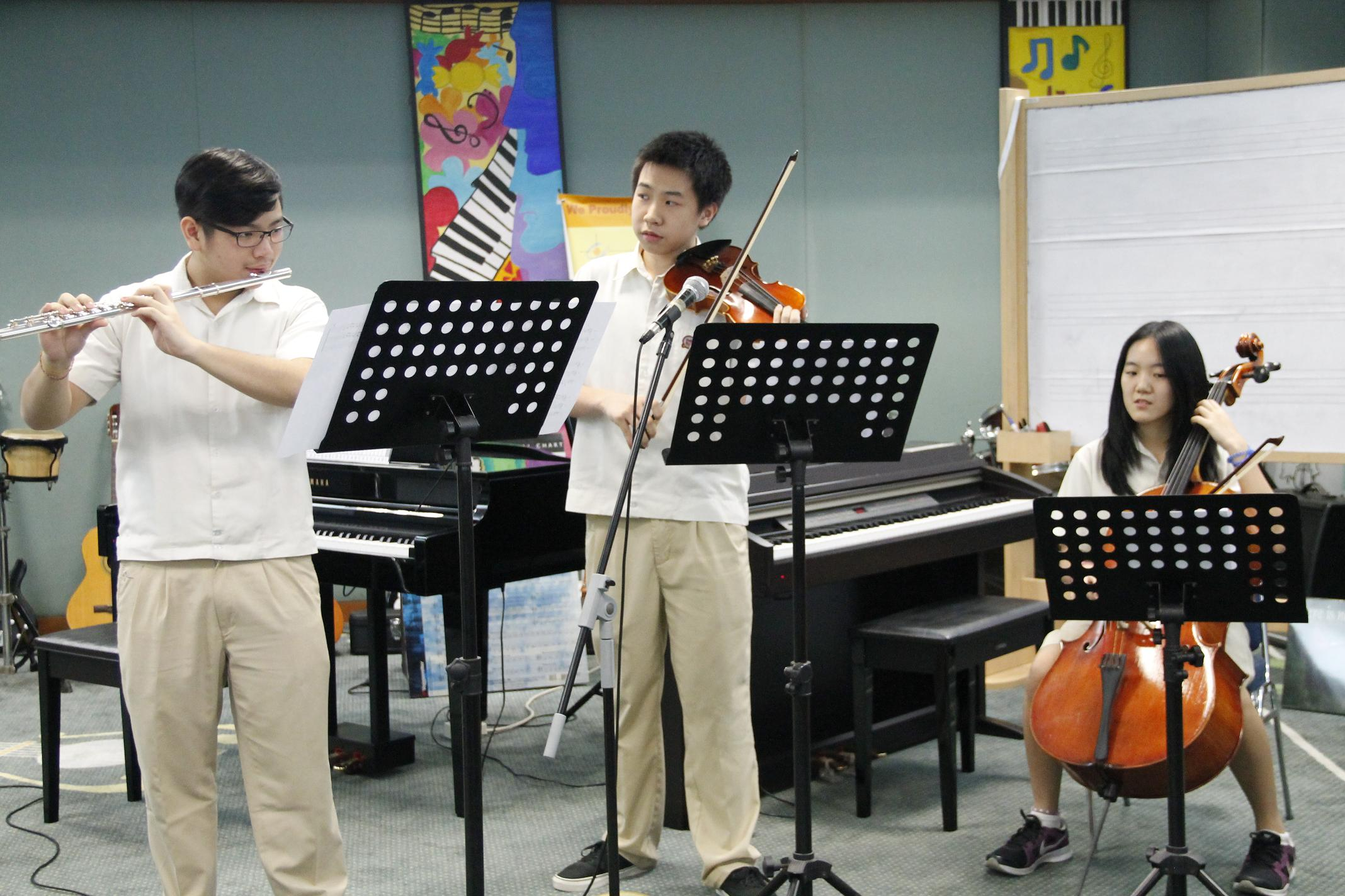 MUSICAL RECITAL: A MEANS TO GROW LOVE OF MUSIC