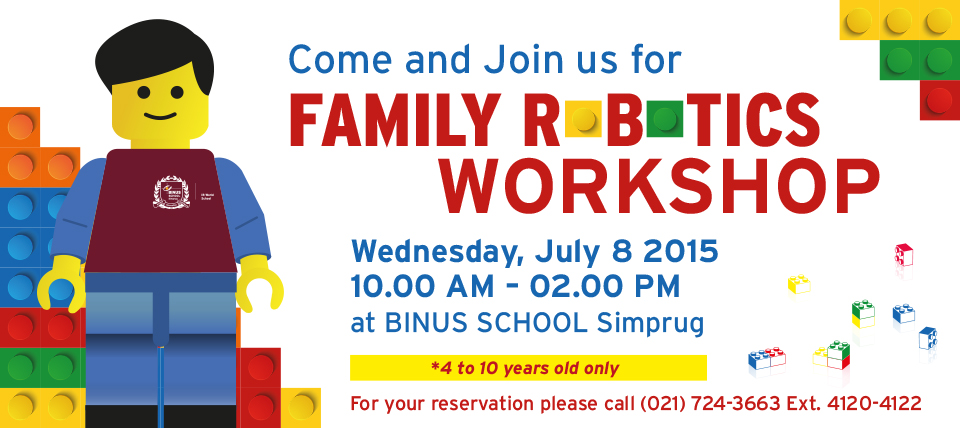 Family Robotic Workshop