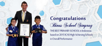 THE BEST PRIMARY SCHOOL IN INDONESIA
