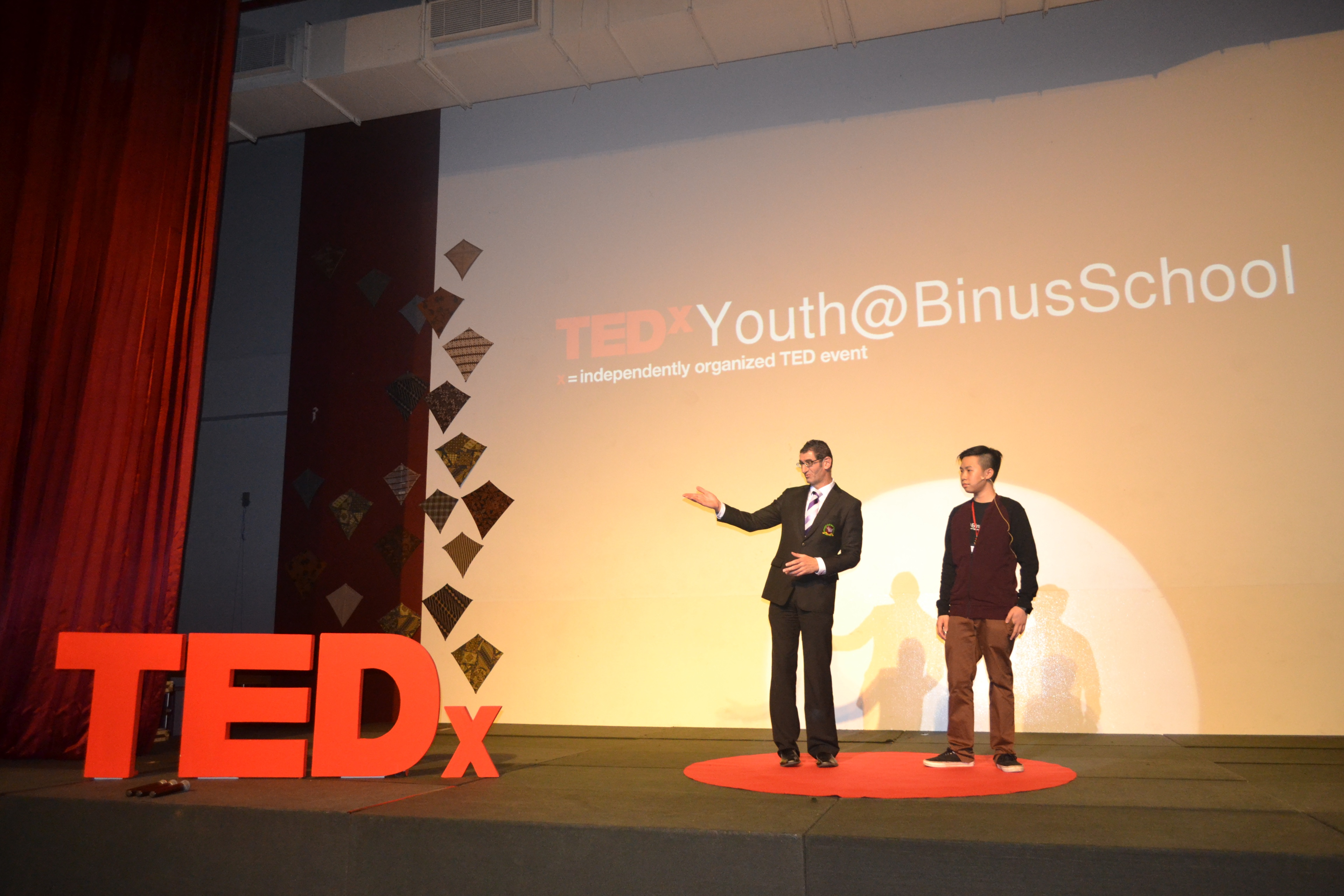 Full Video of TEDxYouth@BinusSchool Event, 20th February 2016