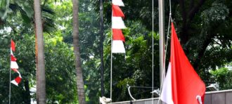 Indonesia Independence Day Ceremony