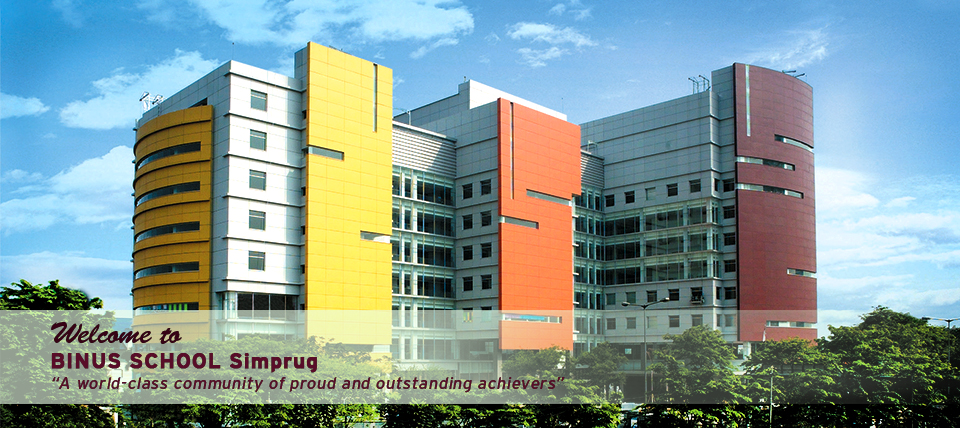 BINUS SCHOOL Simprug OPEN HOUSE -Sept 2017