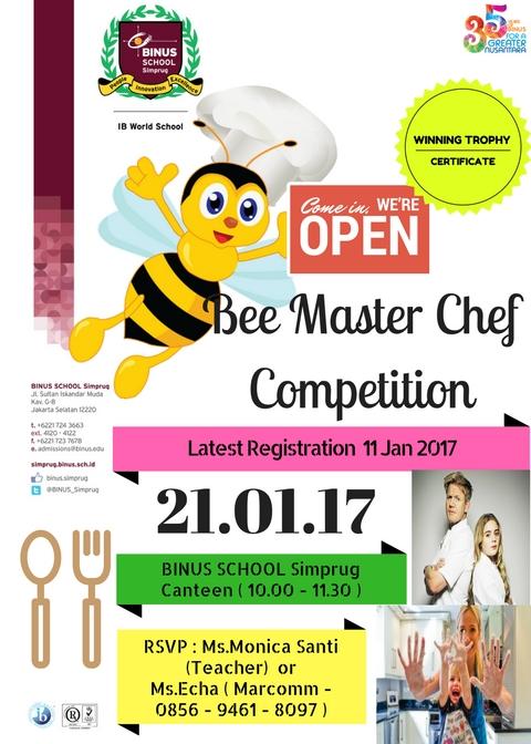 Cooking Competition EL