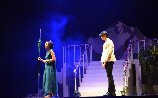 Tale of Three - Original Musical Play by BINUS SCHOOL Simprug Students