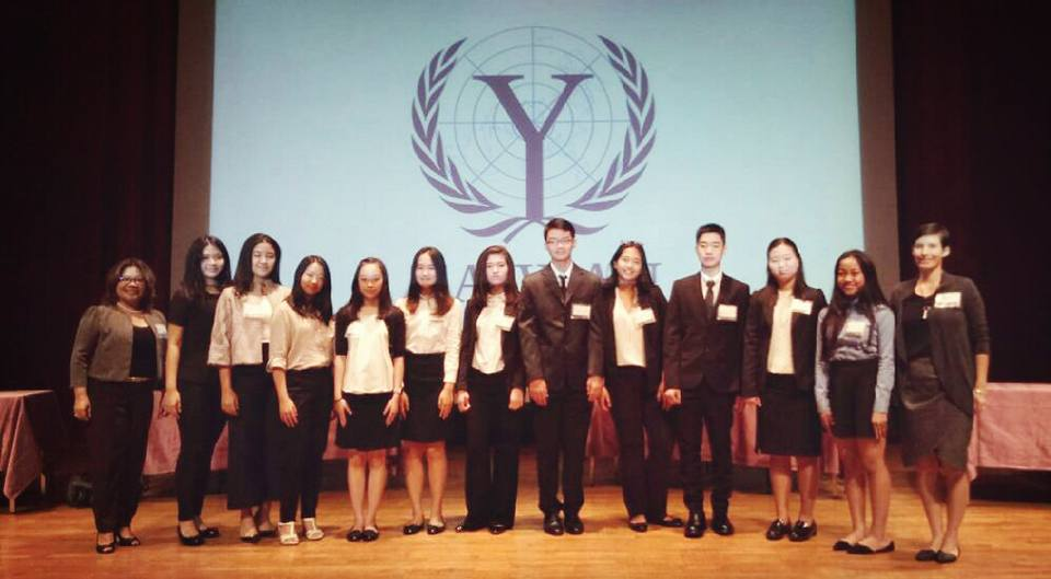 4th Annual Yale Model United Nations Taiwan Conference in Taipei