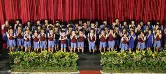 BINUS SCHOOL Simprug Class of 2017 Graduation Ceremony