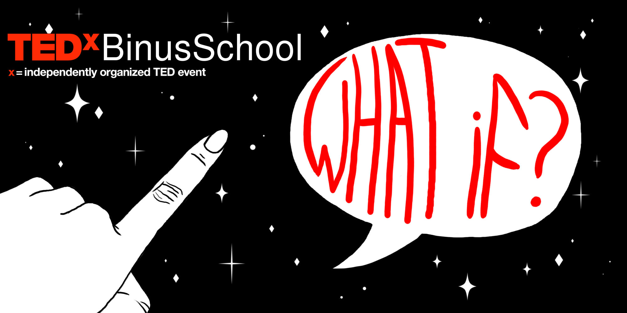 What If You Looked At The Other Side?   Audrey Wardana   TEDxBinusSchool
