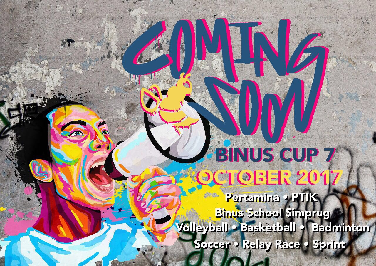 BINUS CUP VII ( 13 October - 21 October 2017 )