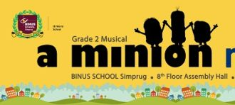 BINUS SCHOOL Simprug OPEN HOUSE 2018