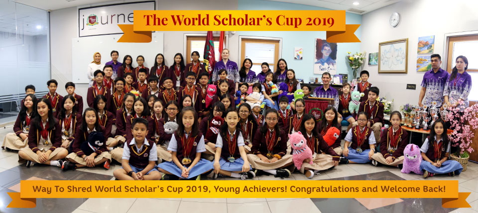 The World Scholar's Cup 2019