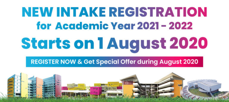 NEW INTAKE REGISTRATION FOR 2021-2022 IS OPEN !
