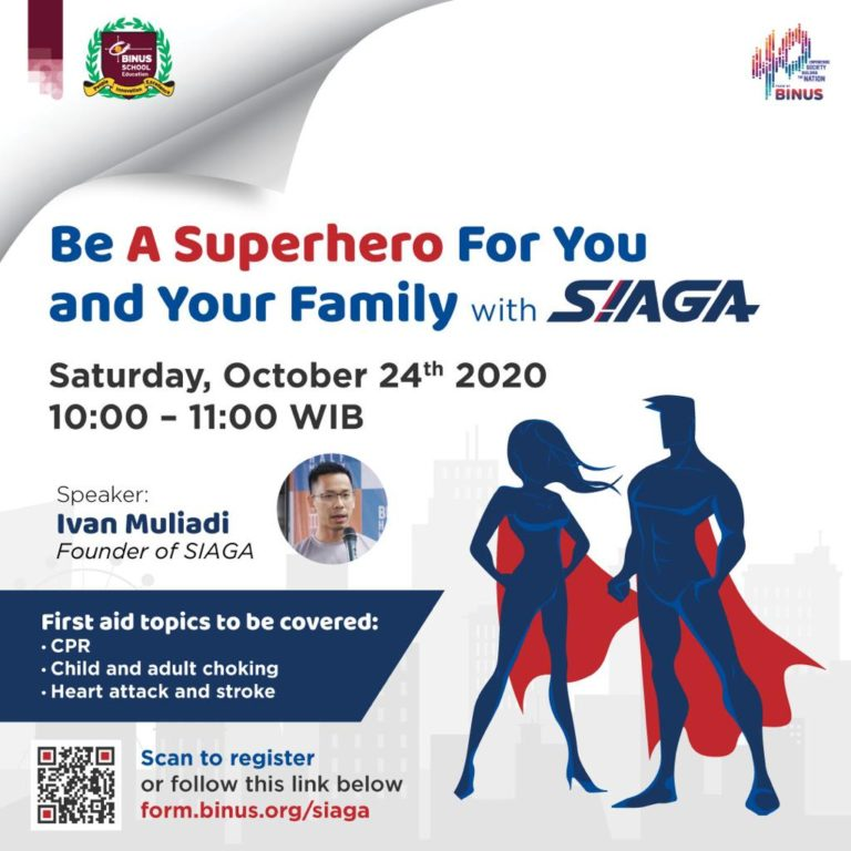 Protect Your Family - Workshop with SIAGA